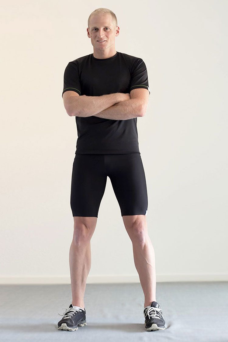 Thermal shorts Unisex